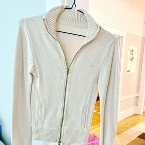 abercrombie and fitch sweater XS